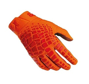 Fox Racing 360 Grav Motocross Gloves - Orange