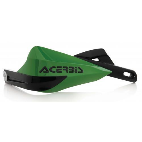Acerbis Rally 3 s MX Hand Guard - Green