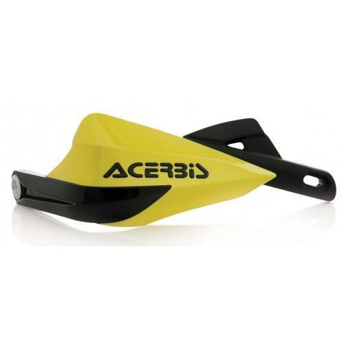 Acerbis Rally 3 s MX Hand Guard - Yellow