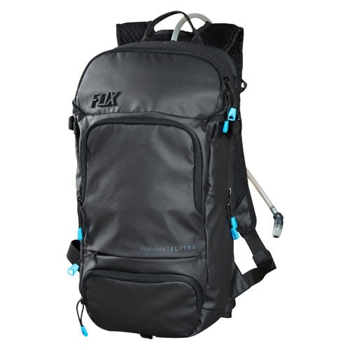 Fox Racing Portage Hydration Backpack - Black