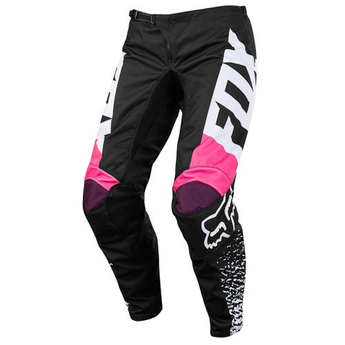 Fox Racing 180 Youth Motocross Pants - Black Pink