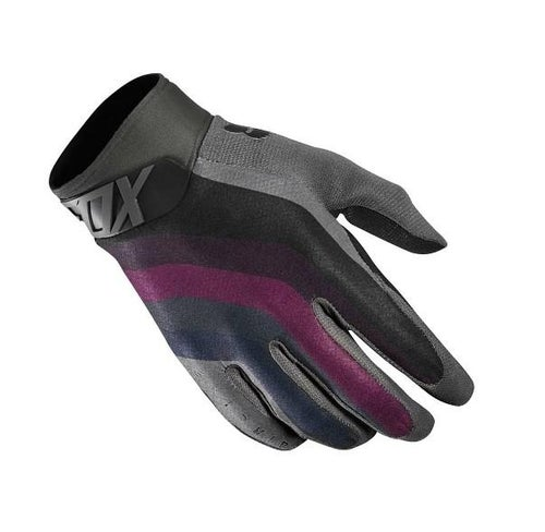 Fox Racing Airline Motocross Gloves - Charcoal