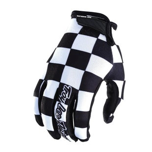 MX Glove Troy Lee AIR MX Motocross Gloves - Checkers