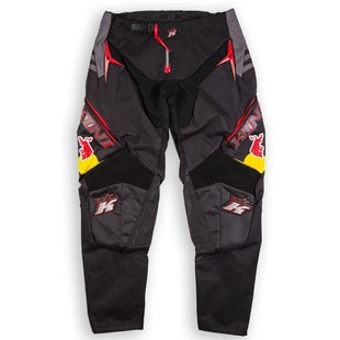 Pantaloni MX Kini Red Bull Competition MX - Black