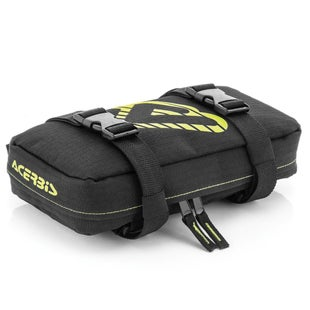 Acerbis Motocross Toolsbag Front Fender 2 Liter Tool Pack - Black Fluo Yellow