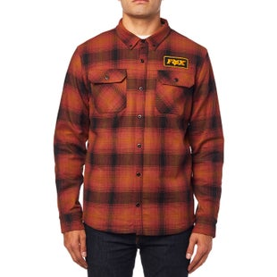 Fox Racing Gorman Overshirt 2.0 Shirt - Brx