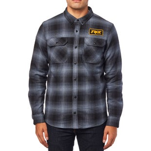 Fox Racing Gorman Overshirt 2.0 Shirt - Nvy