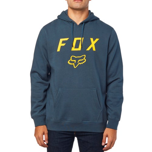 Fox Racing Legacy Moth Pullover Hoody - Nvy