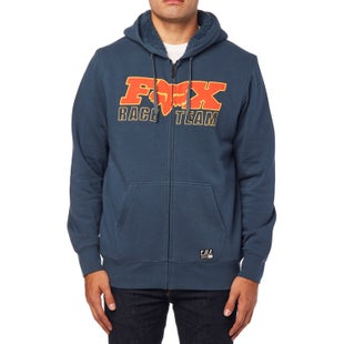 Fox Racing Race Team Sherpa Pullover Hoody - Nvy