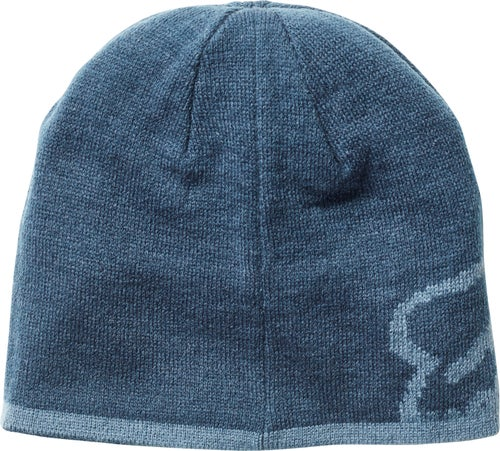 Fox Racing Streamliner Reversible Beanie - Blu Stl