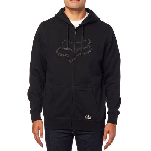 Fox Racing Tracer Zip Hoody - Blk