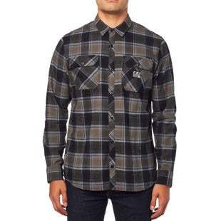 Fox Racing Traildust Flannel Shirt - Brk