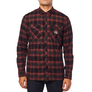 Fox Racing Traildust Flannel Shirt - Crdnl
