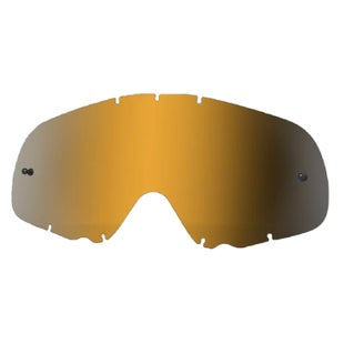 Oakley Crowbar Replacement Motocross Goggle Lense - Black Iridium