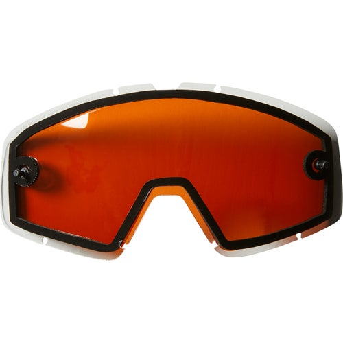 Fox Racing Main Dual Motocross Goggle Lense - Orange Dual