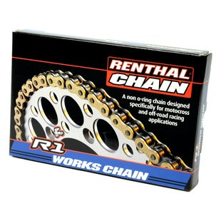 Renthal Renthal 520 Chain MX Chain - Gold