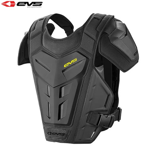 Protección para el torso EVS Adult Revo 5 Under Armour - Black