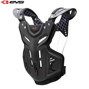 EVS F2 Chest Protector Youth Chest Protection - Black