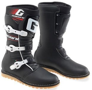 Gaerne Boots Balance Kids YOUTH Trials Boots - Classic Black