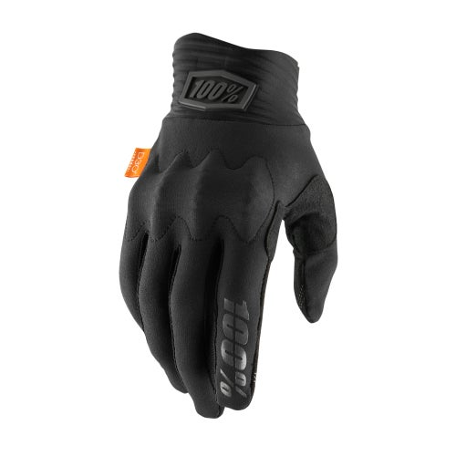 100 Percent Cognito Motocross Gloves - Black/charcoal
