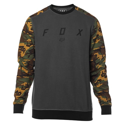 Fox Racing Destrakt Crew Sweater - Cam