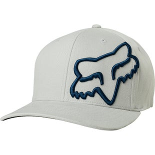 Fox Racing Clouded Flexfit Cap - Htr Gry