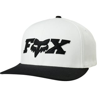 Fox Racing Dun Flexfit Cap - Wht