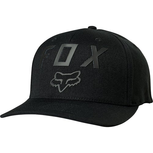 Fox Racing Number 2 Flexfit Cap - Blk