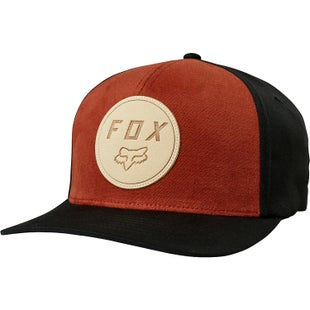Fox Racing Resolved Flexfit Cap - Blk