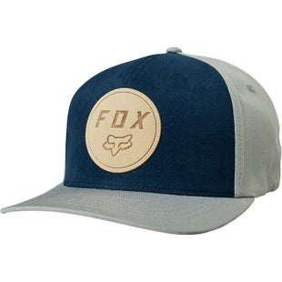 Fox Racing Resolved Flexfit Cap - Gry