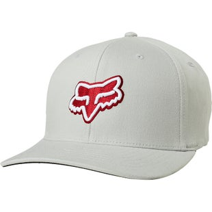 Fox Racing Transfer Flexfit Cap - Htr Gry