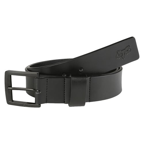 Fox Racing Briarcliff 2 Leather Belt - Blk