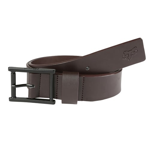 Fox Racing Briarcliff 2 Leather Belt - Brn