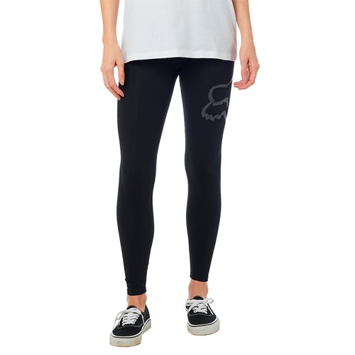 Fox Racing Enduration Womens Leggings - Black White