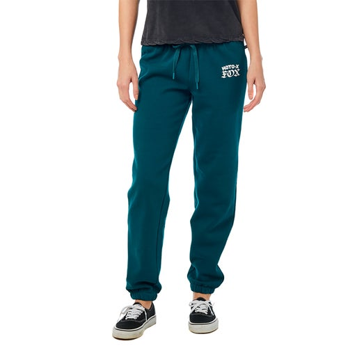 Fox Racing Moto X Sweatpant Womens Jogging Pants - Jd