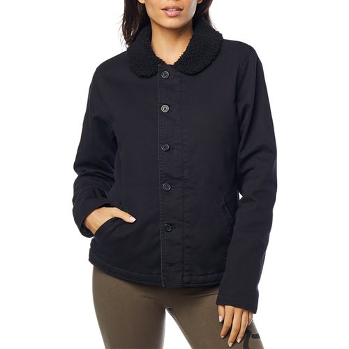 Fox Racing N1 Sherpa Womens Jacket - Blk