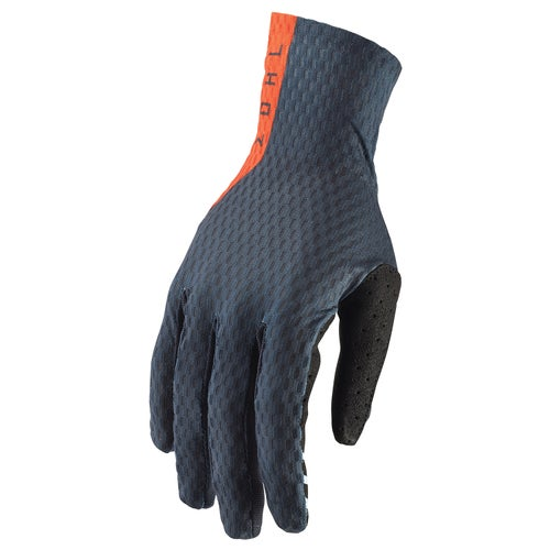 Thor Agile Motocross Gloves - Orange