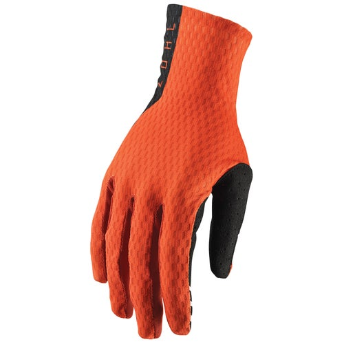 Thor Agile Motocross Gloves - Red
