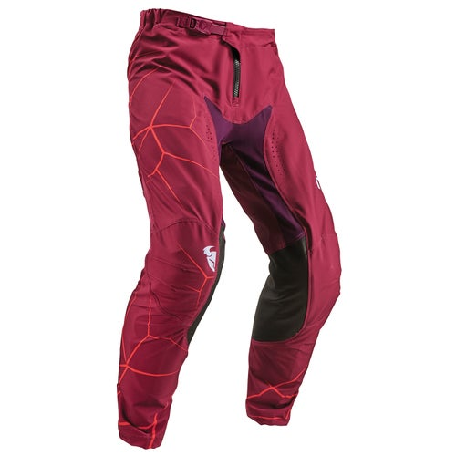 Thor Prime Pro Motocross Pants - Red
