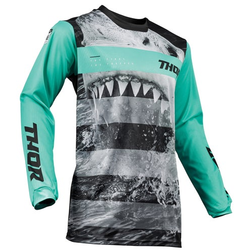 Jerseys MX Thor Pulse - Green