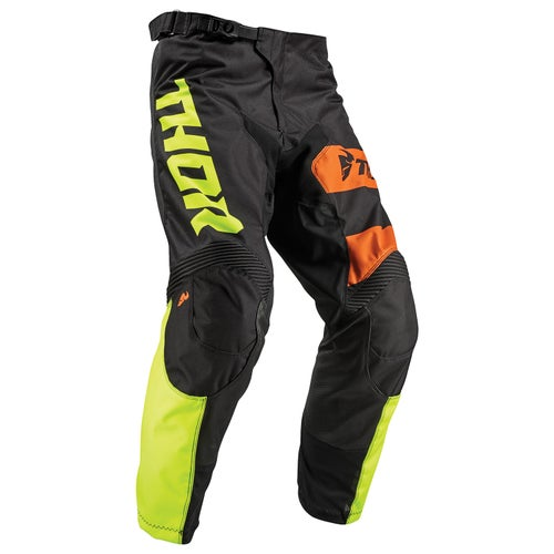 Calzones de MX Thor Pulse - Black