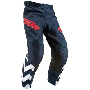 Thor Pulse Stunner Motocross Pants - Blue