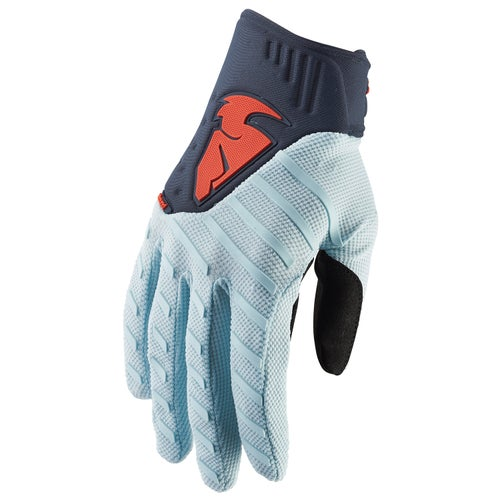 Thor Rebound Motocross Gloves - Blue