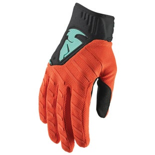Thor Rebound Motocross Gloves - Orange