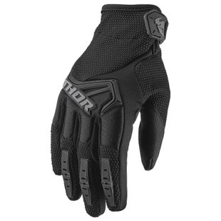 Thor Spectrum , MX Glove - Black
