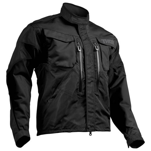 Thor Terrain Enduro Jacket - Black
