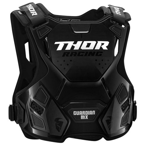 Thor Protect Guardian Mx Youth Chest Protection - Black