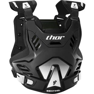 Thor Sentinel Gp Protector Chest Protection - Black