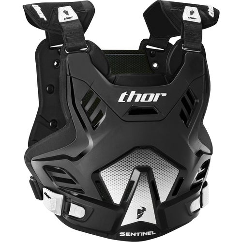 Chest Protection Thor Sentinel Gp Protector - Black