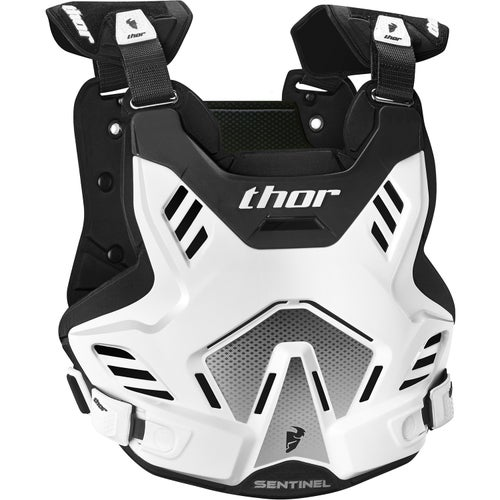 Chest Protection Thor Sentinel Gp Protector - White